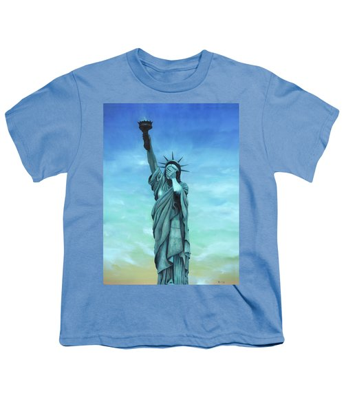 My Lady Youth T-Shirt by Kd Neeley