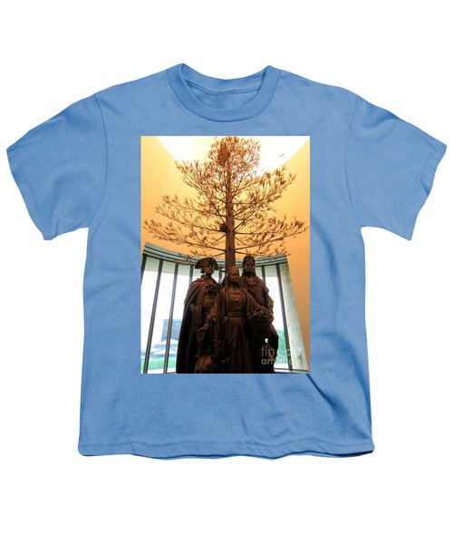 National Museum Of The American Indian 7 Youth T-Shirt