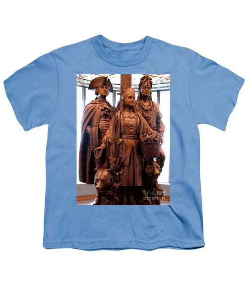 National Museum Of The American Indian 8 Youth T-Shirt