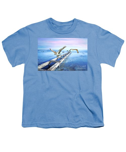 Osprey On The Move Youth T-Shirt