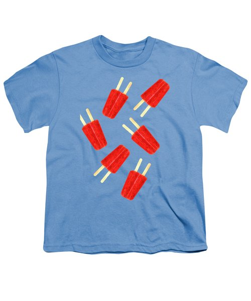 Popsicle T-shirt Youth T-Shirt