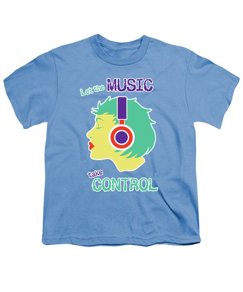Power Of Music Youth T-Shirt
