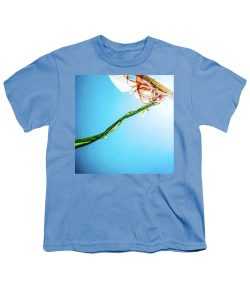 Prayer Flags Blowing In The Wind Youth T-Shirt