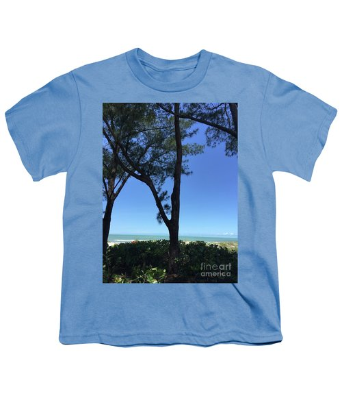Seagrapes And Pines Youth T-Shirt