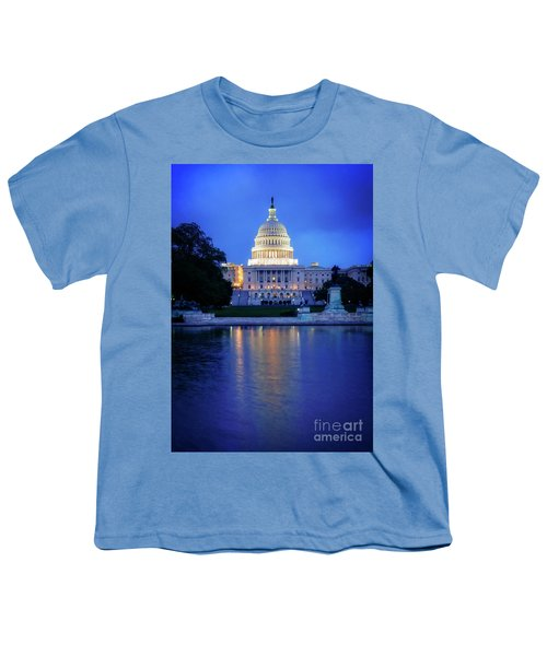 Seat Of Power Youth T-Shirt