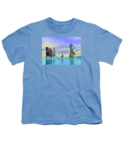 Silent Mind - Surrealism Youth T-Shirt