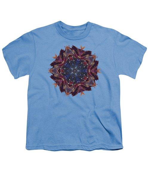 Start Of Paisley Patterns Youth T-Shirt