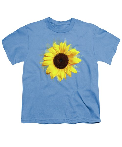Sunlover Youth T-Shirt by Gill Billington
