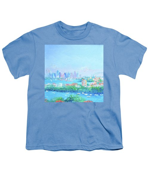 Sydney Harbour Impression Youth T-Shirt