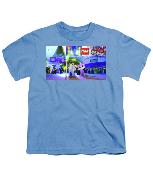 The Lego Movie Videogame Youth T-Shirt