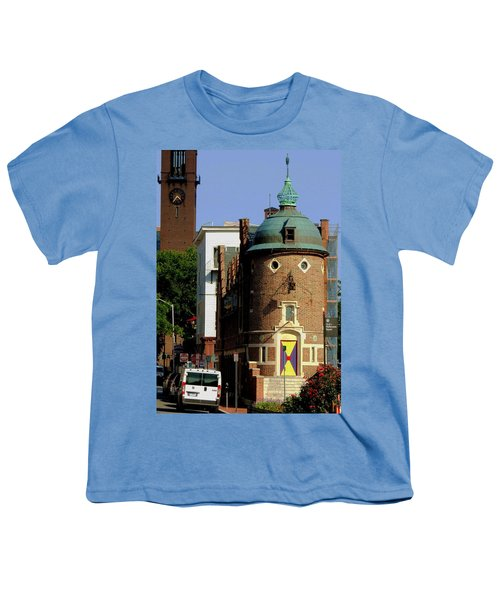 Time To Face The Harvard Lampoon Youth T-Shirt