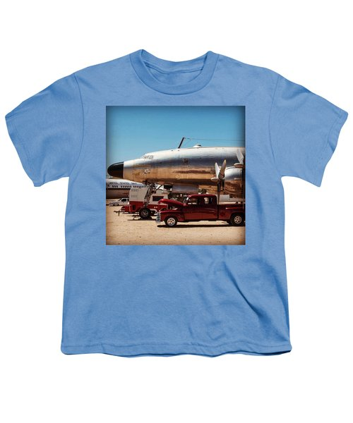Torque Fest Pima Air And Space Museum Youth T-Shirt