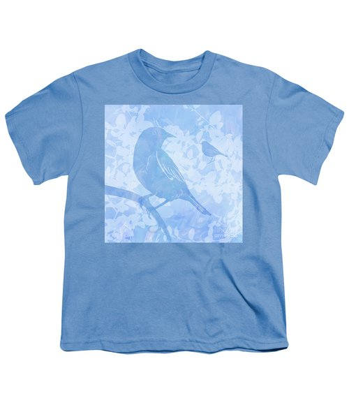 Tree Birds I Youth T-Shirt