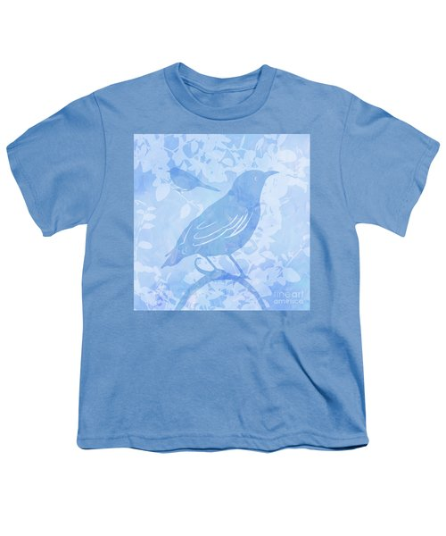Tree Birds II Youth T-Shirt