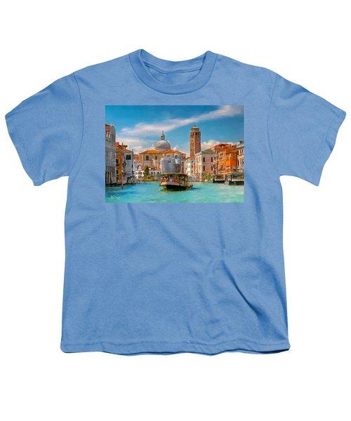 Venezia. Fermata San Marcuola Youth T-Shirt