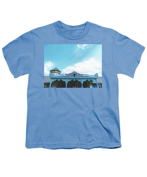 Solo Traditional Building Youth T-Shirt