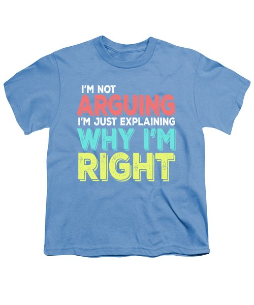 I'm Right Youth T-Shirt