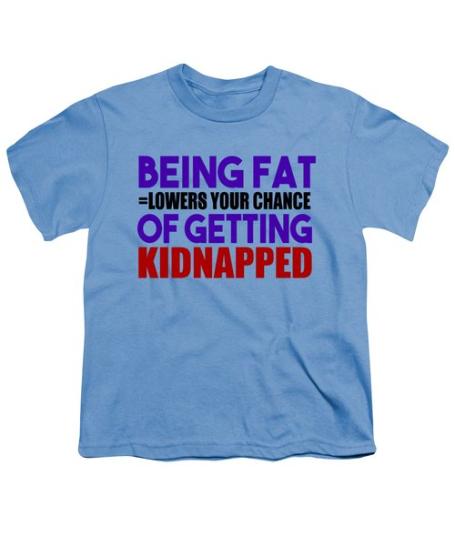 Kidnapped Chances Youth T-Shirt