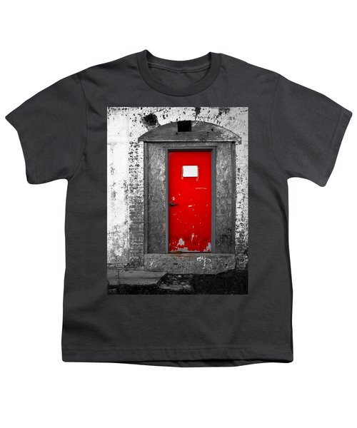 Red Door Perception Youth T-Shirt