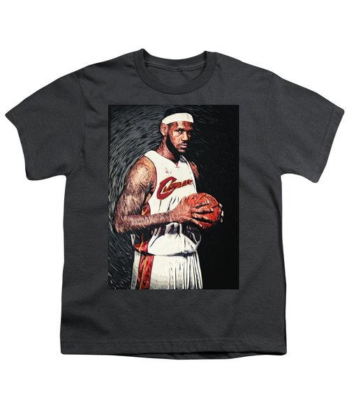 Lebron James Youth T-Shirt
