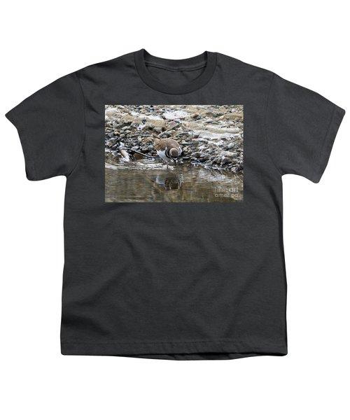 Mirror Mirror Youth T-Shirt by Mike Dawson