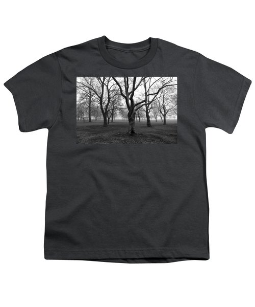 Seaside By The Tree Youth T-Shirt