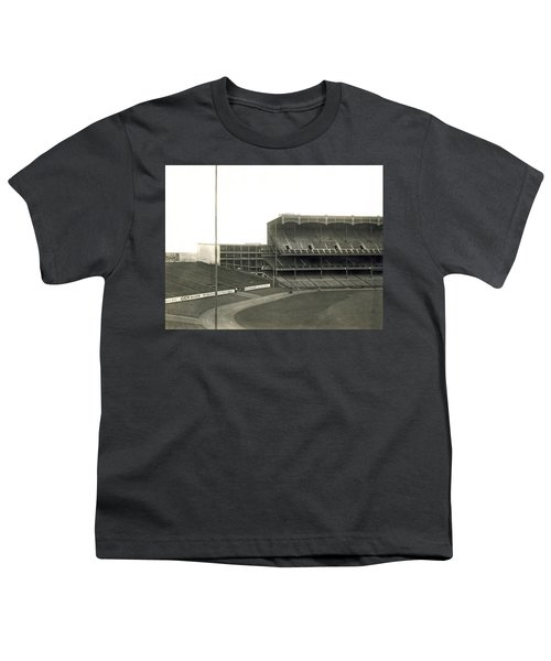 1923 Yankee Stadium Youth T-Shirt by Underwood Archives