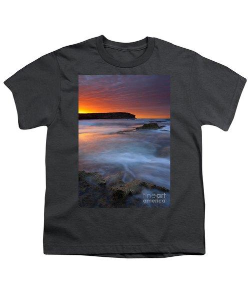 Pennington Dawn Youth T-Shirt by Mike  Dawson