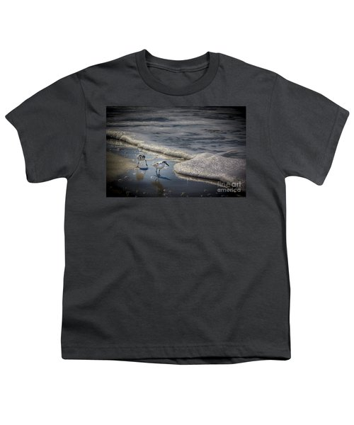 Attack Of The Sea Foam Youth T-Shirt