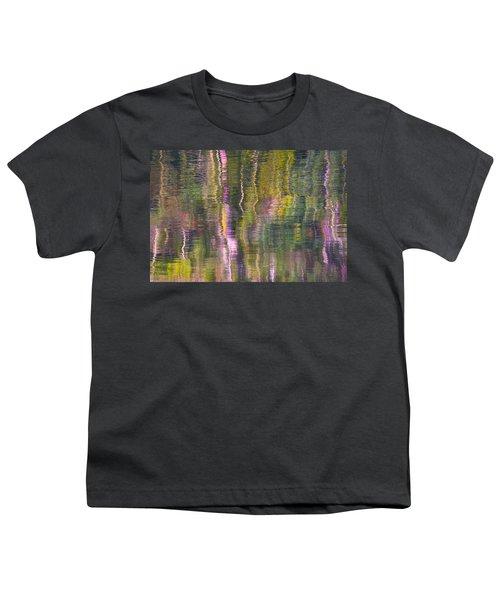 Youth T-Shirt featuring the photograph Autumn Carpet by Yulia Kazansky