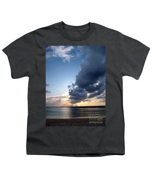 Caribbean Sunset Youth T-Shirt