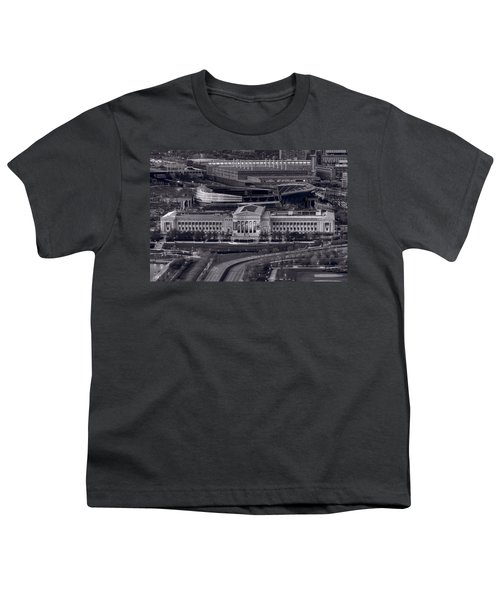 Chicago Icons Bw Youth T-Shirt