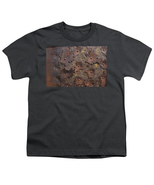 Color Of Steel 2 Youth T-Shirt