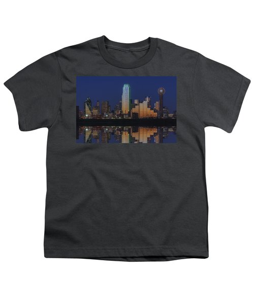 Dallas Aglow Youth T-Shirt