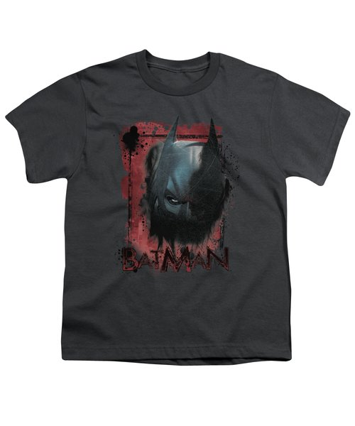 Dark Knight Rises - Fear Me Youth T-Shirt