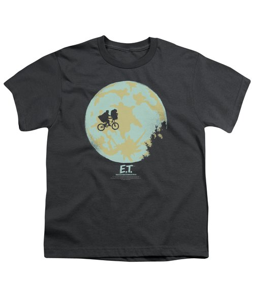 Et - In The Moon Youth T-Shirt