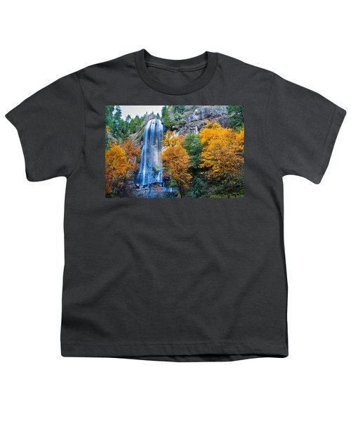 Fall Silver Falls Youth T-Shirt