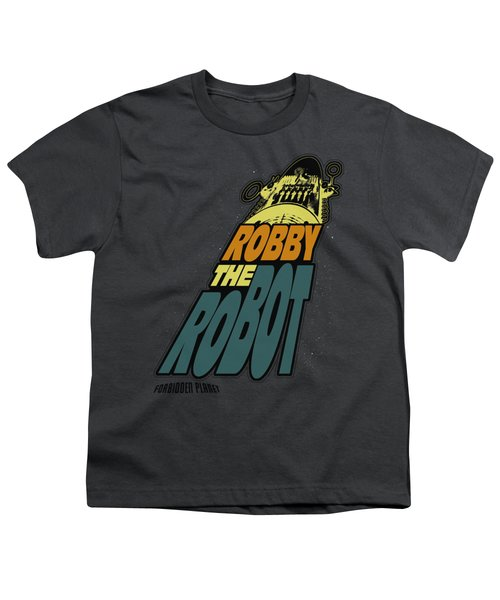 Forbidden Planet - Robby The Robot Youth T-Shirt