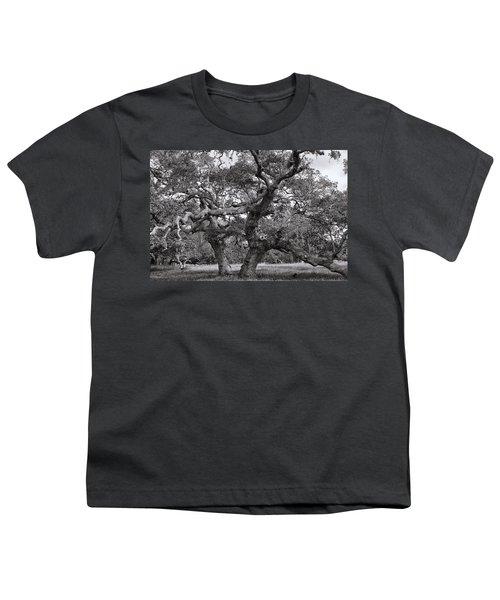 Gnarly Tree  Youth T-Shirt