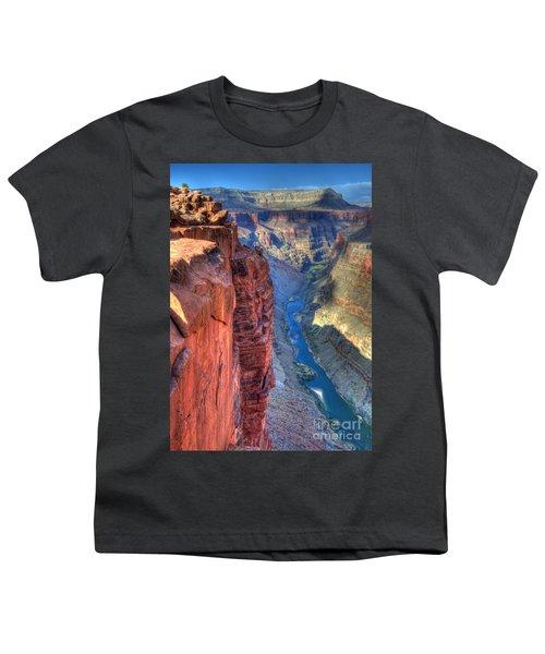 Grand Canyon Awe Inspiring Youth T-Shirt