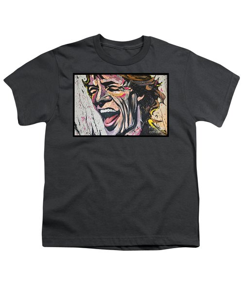 Youth T-Shirt featuring the photograph Its Only Rocken Roll by Gary Keesler