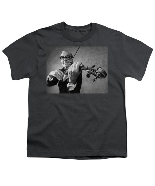 Jack Benny Farewell Youth T-Shirt
