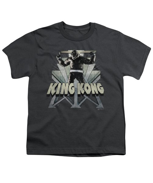 King Kong - 8th Wonder Youth T-Shirt by Brand A