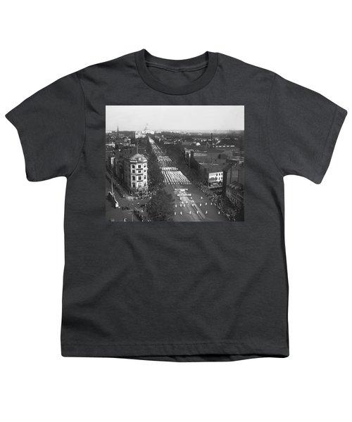 Ku Klux Klan Parade Youth T-Shirt