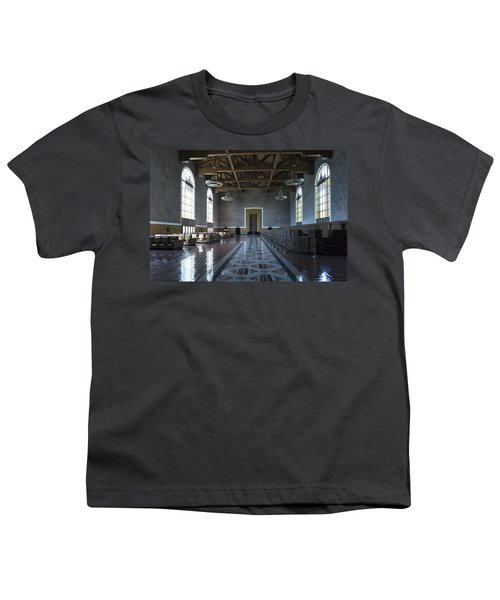 Los Angeles Union Station - Custom Youth T-Shirt