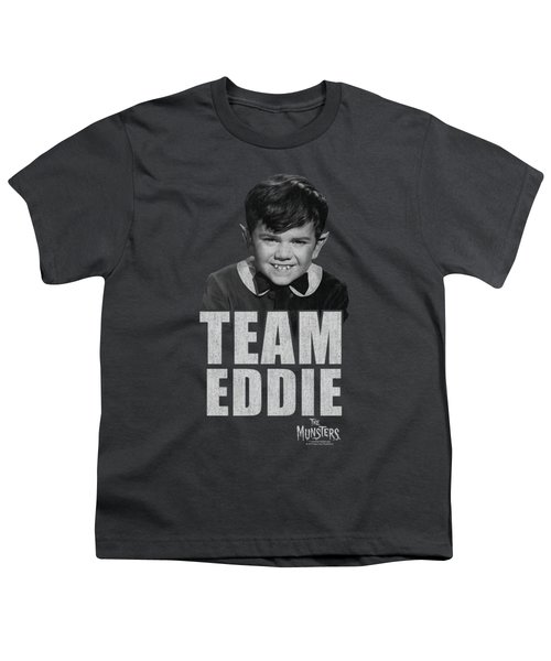 Munsters - Team Edward Youth T-Shirt