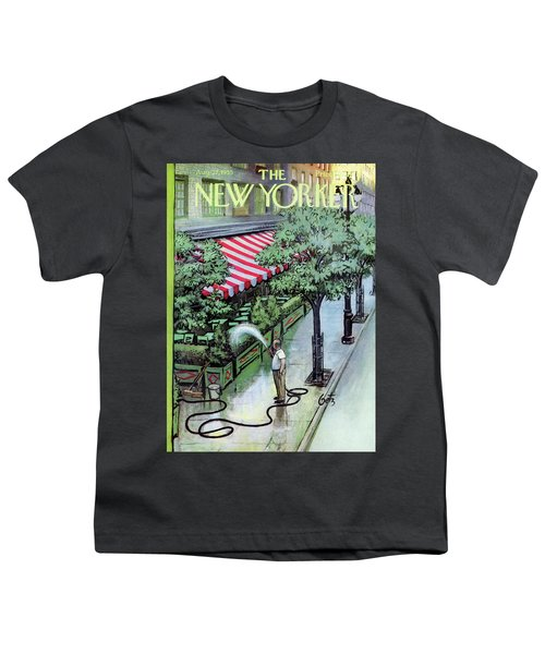 New Yorker August 27th, 1955 Youth T-Shirt