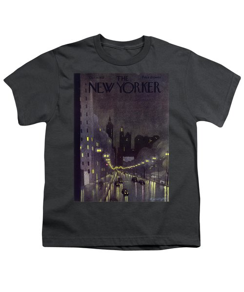 New Yorker October 29 1932 Youth T-Shirt