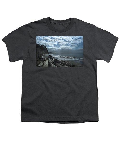 Ocean Beach Pacific Northwest Youth T-Shirt
