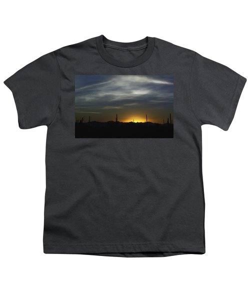Once Upon A Time In Mexico Youth T-Shirt by Lynn Geoffroy